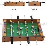 Mini OEM Indoor jouet en bois baby-foot Table Soccer Football