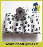 De Automaat van het LEIDENE Been van de Hond voor de Plastic Zakken van het Afval van het Achterschip van het Huisdier