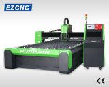 Précision d'Ezletter et machine de découpage rapide de laser de fibre en métal de vis à billes (GL1530)