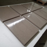 Progettare la parte superiore per il cliente di pietra di vanità della stanza da bagno della resina
