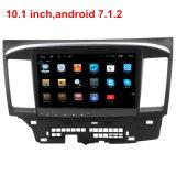 Carro Android DVD da tela grande de 10.1 polegadas para o Lancer 2014-2015