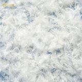 Подушка с 2-4см стирать пуховые серого цвета заливки
