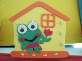 Изготовленный на заказ игрушка строительного блока конструкции головоломки малышей детей ЕВА