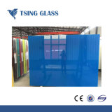 3-8 mm de cristal templado de color Laquered/vidrio cerámico/ vidrio pintado para la construcción o la decoración