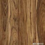 Documento di legno libero e grande della melammina del grano con il pavimento laminato