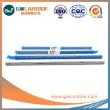 H6 de matières premières les tiges de carbure de tungstène poli