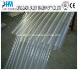 UPVC/PVCの機械装置を作る波形の屋根ふきシート