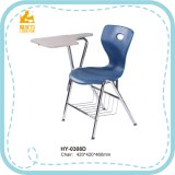 학교 학생 교실 가구의 플라스틱 쓰기 의자