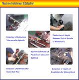 Máquina serva del torno del CNC de la instalación del motor impulsor de Yaskawa que introduce