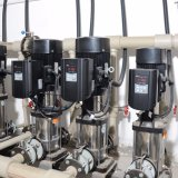 Invertitore della pompa ad acqua di SAJ per le pompe multiple per l'aria aperta 380V a tre fasi