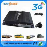 オイルタンクのトラックのためのモニタリングの燃料消費料量3G 4G強力なGPSの追跡者