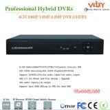 H264 DVR реального времени Ahd видеорегистратор DVR HDMI CCTV регистратор