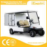 Vende por atacado o carro de golfe elétrico de 2 assentos com carga