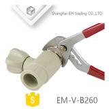 UPVC/CPVC 플라스틱 역행 방지판, 공 벨브 (EM-V-B260)