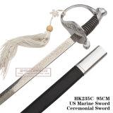 Spada Commanding americana noi spada cerimoniale 95cm HK235c della spada marina