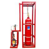 Brandblusapparaat van het Gas van het Netwerk FM200 van de Pijp van de lage Prijs 5.6MPa het Automatische