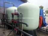 20tph純粋な水処理設備の蒸気ボイラの水処理の移動式浄水システム