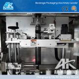 Volledige Automatisch krimpt de Machine van de Etikettering van de Koker voor Flessen, kan en Koppen