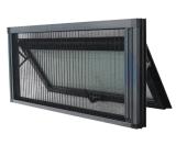 Тент Windows экспорта черного термально пролома алюминиевый