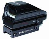 Вектор оптика Tomcat 1X22X33 тактических реального противоударная система Reflex Action Red Dot смотровое окошко с запираемым Reticles Riflescopes 4 для охоты