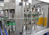 Машина полноавтоматической Carbonated пластичной бутылки заполняя обозначая покрывая