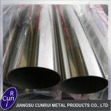 Meilleure vente miroir polie décoratifs Tuyau en acier inoxydable de 201 304