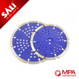 Rotelle di Diamand di segmento degli utensili per il taglio del granito con buona qualità
