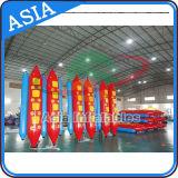 Fabrik-Ozean-Towable Ski-Gefäß, aufblasbares Wasser-Fliegen-Fisch-Bananen-Boot