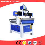 Gravador do Woodworking do router do CNC 6090 e maquinaria da estaca