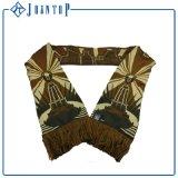 Förderung-Geschenk-Rückseiteknit-Acrylfrauen-Schal