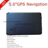 """Privater """" LKW des Auto-5.0 Marine-GPS-Navigation mit Bluetooth Freisprech für Telefon, Auto DVD, FM Übermittler, Handels-in der hinteren Kamera, Hand-GPS-Navigationsanlage,"""