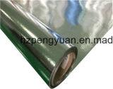 Folha Perfurada Barreira radiante para materiais de revestimentos betumados