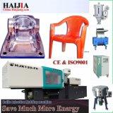 Des chaises en plastique de décisions de la machine de moulage par injection