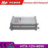 12V 5A 60W LED Schaltungs-Stromversorgung Htx des Transformator-AC/DC