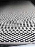 Weißes Farben-Licht-Aluminiumineinander greifen-Panel-Decken-Dekoration