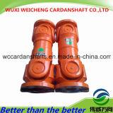 Macchinario di gomma e di plastica progettato dall'asta cilindrica di cardano del Type SWC