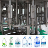 Automatischer linearer Typ niedriges Flaschen-Wasser des Etat-3L 4L 5L füllende und mit einer Kappe bedeckende Maschine