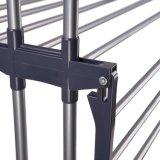 Foldable 3대의 층 건조용 선반 옷 건조기 (JP-CR300W)