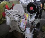 Двигатель генератора двигателей 4BTA3.9-GM65 Cummings высокого качества тепловозный морской морской
