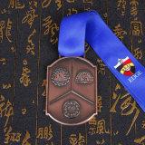 중국 메달 공장은 스포츠 Foodball 메달 포상 금속 메달을 만든다