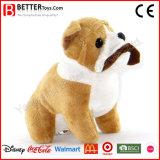 En71 de felpa suave Peluche Perro cachorro bulldog para los niños /Niños