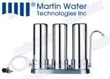 Melhor qualidade do sistema do filtro de água em sua bancada para purificador de água