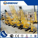 Máquina de grúa de grúas XCMG Tipo de pista 80t crawler crane (Quy80)