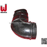 Tubo flessibile di filtro dell'aria dei pezzi di ricambio HOWO del camion di Sinotruk (Wg9719190009)