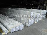 Qualidade elevada 201 (NI1%) 304 (NI8%) Tubos soldados de aço inoxidável para sistema de grade