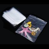 O LDPE Zipper Bag Sacos Eclosable transparente de LDPE Saco Gripseal de LDPE