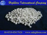 Do Zirconia branco elevado da dureza da precisão esfera de moedura cerâmica