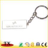 주문 로고 최신 금속 Keychain