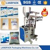 Automático vertical el saquito de sal de la bolsa de máquina de embalaje
