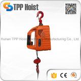 блок тракции веревочки провода 220V/50Hz 500kg миниый портативный с беспроволочным дистанционным управлением для вытягивать